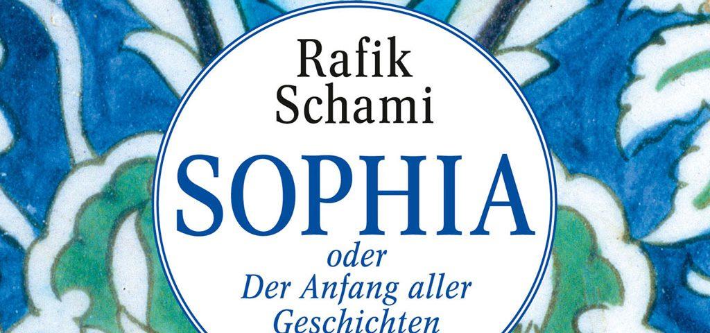 Buchtitel Sofia oder Der Anfang aller Geschichten
