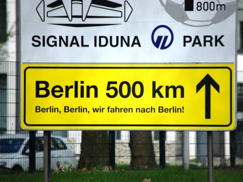 Dortmund Signal-Iduna-Stadion
