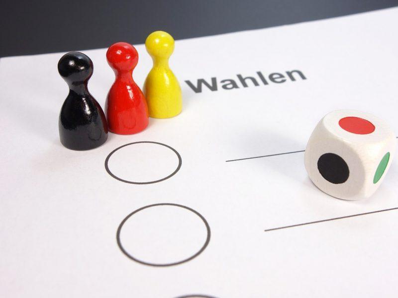 Wahlen - Koalitionen