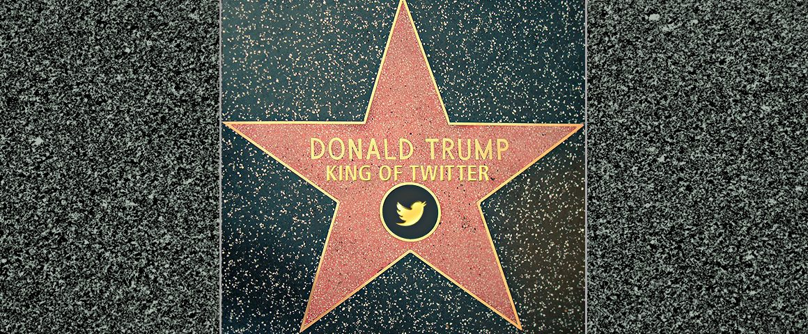 Donald Trump - King of Twitter