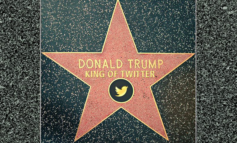 Donald Trump - King of Twitter
