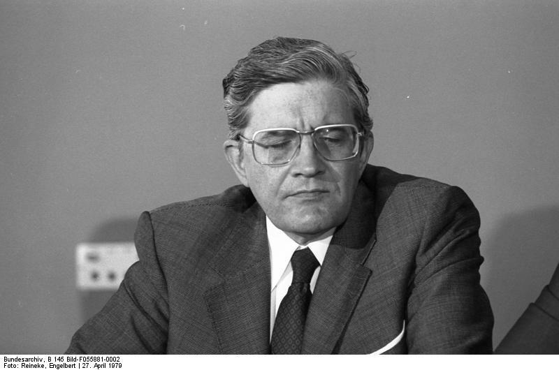 Burkhard Hirsch, 1979