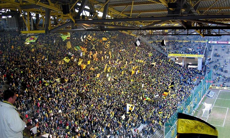 Südtribüne BVB09 Borussia Dortmund