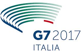 Logo zum G7-Gipfel