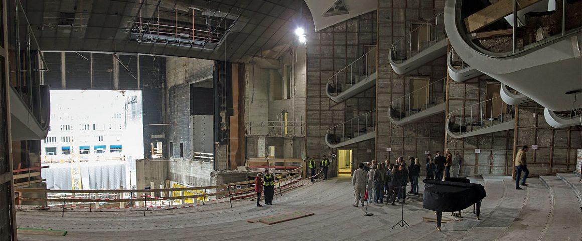 Innenraum Oper Köln