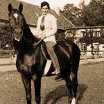 Gräfin Dönhoff 1945