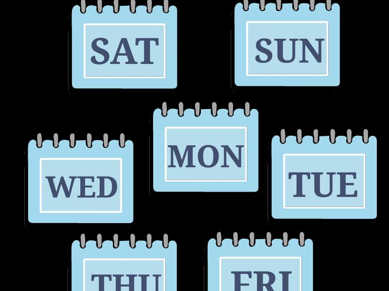 Die Woche, Symbolbild
