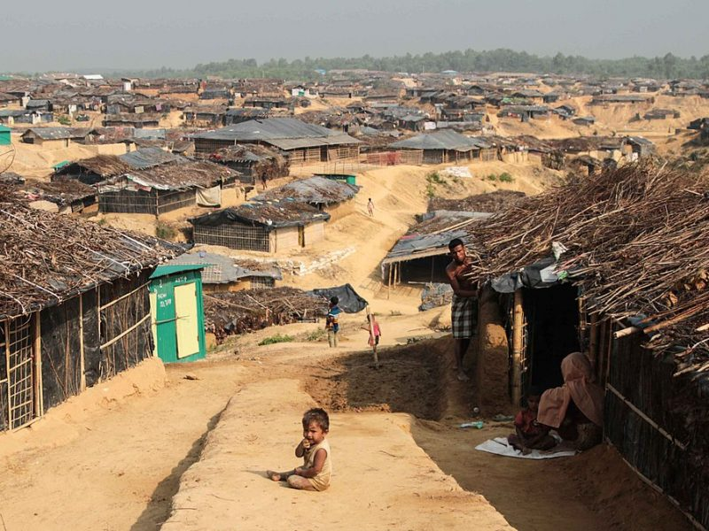 Kutupalong Refugee_Camp
