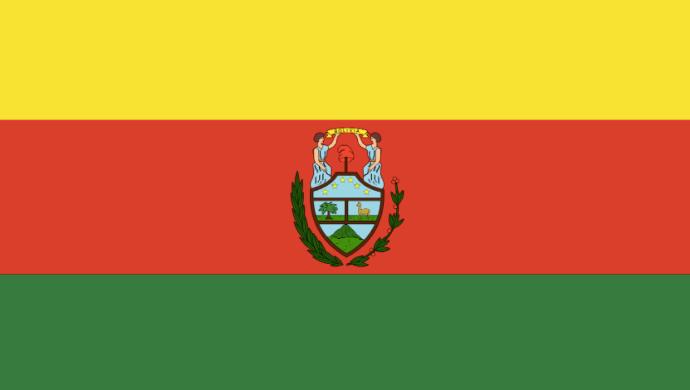 Staatsflagge Bolivien