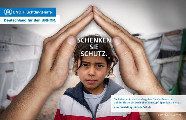 """Kampagne """"Schenken Sie Schutz"""""""