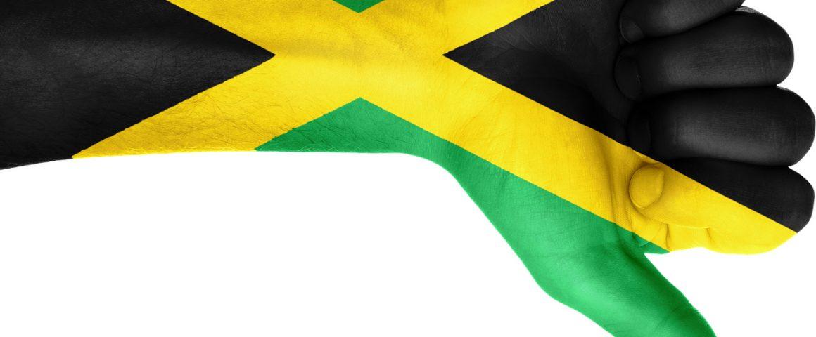 Jamaika Daumen runter