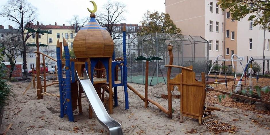 Ali-Baba-Spielplatz