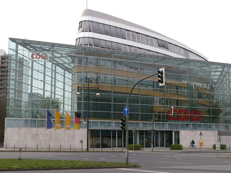 CDU Parteizentrale