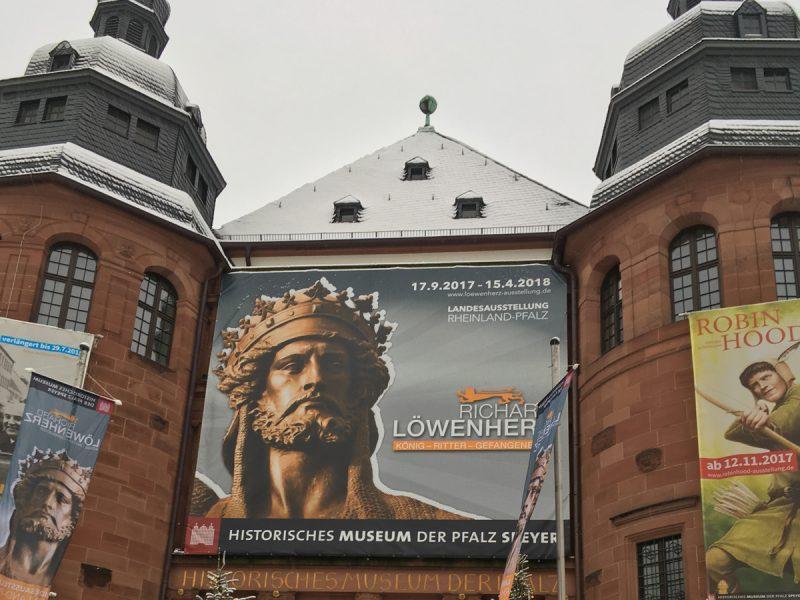 Ausstellung Richard Löwenherz