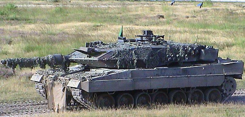 Deutscher Kampfpanzer