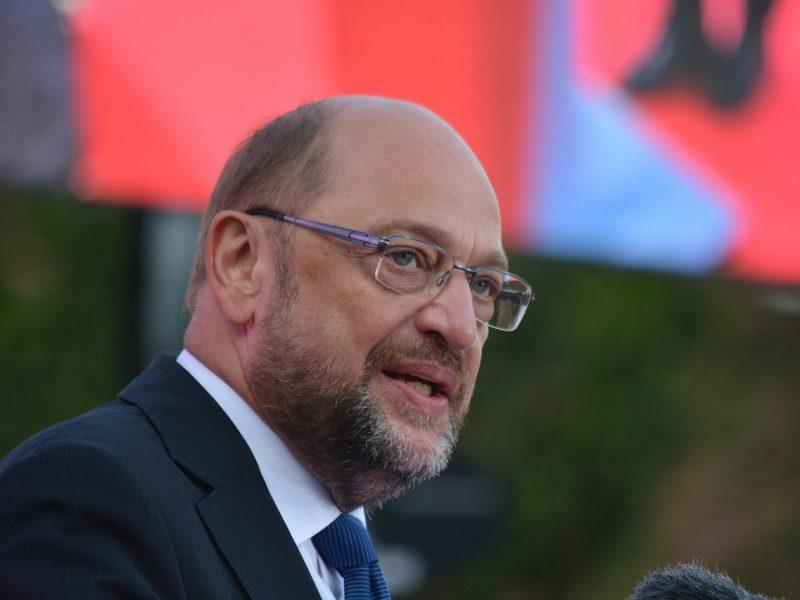 Martin Schulz, Bildquelle: pixabay, User fsHH, CC0 Creative Commons