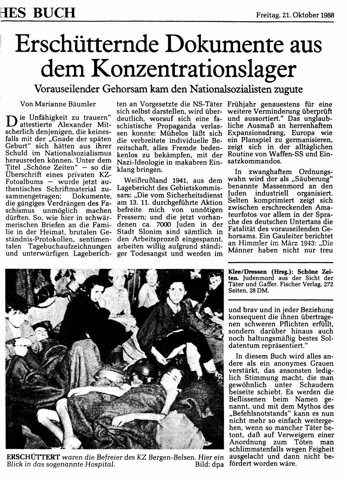 Kölner Stadtanzeiger, 1989,