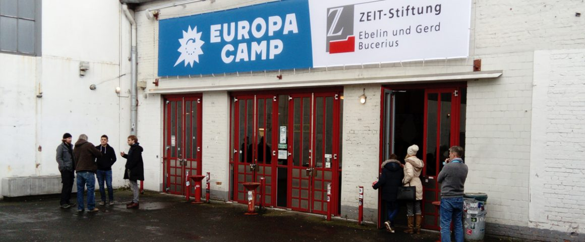 "EuropaCamp ""Auf KAmpnagel"" Hamburg"