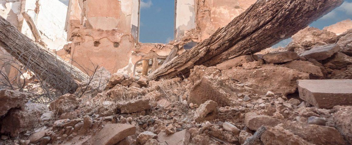 Kriegszerstörung Syrien