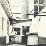 Studentenwohnung Wolfgang Lieb, Köln 1968