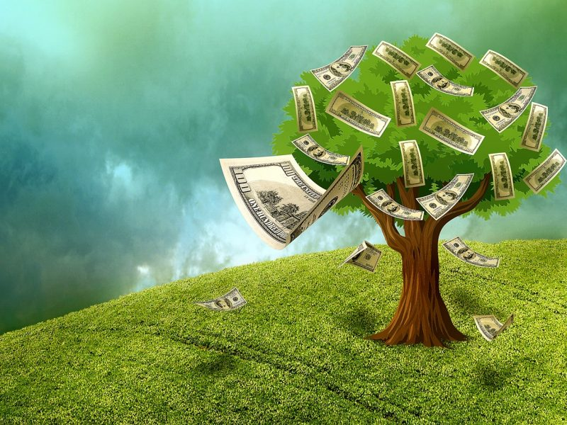 Vermögensbildung