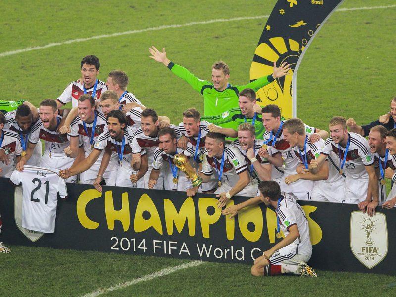 Deutsche Nationalmannschaft 2014