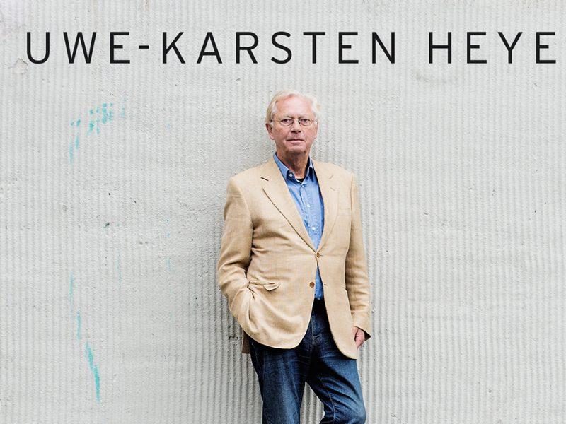 Uwe-Karsten Heye, Buchcover