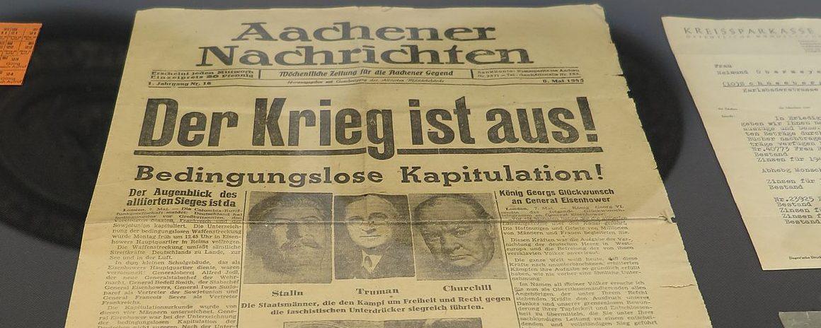 Befreiung am 8. Mai 1945