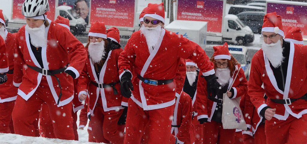 SPD - Weihnachtsmann-Modus