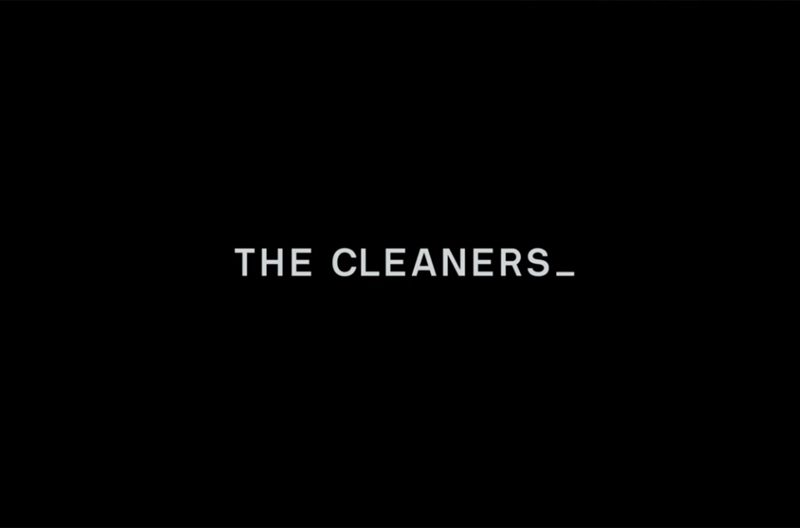 The Cleaners, Trailer