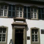 Geburtshaus  von Karl Marx in Trier
