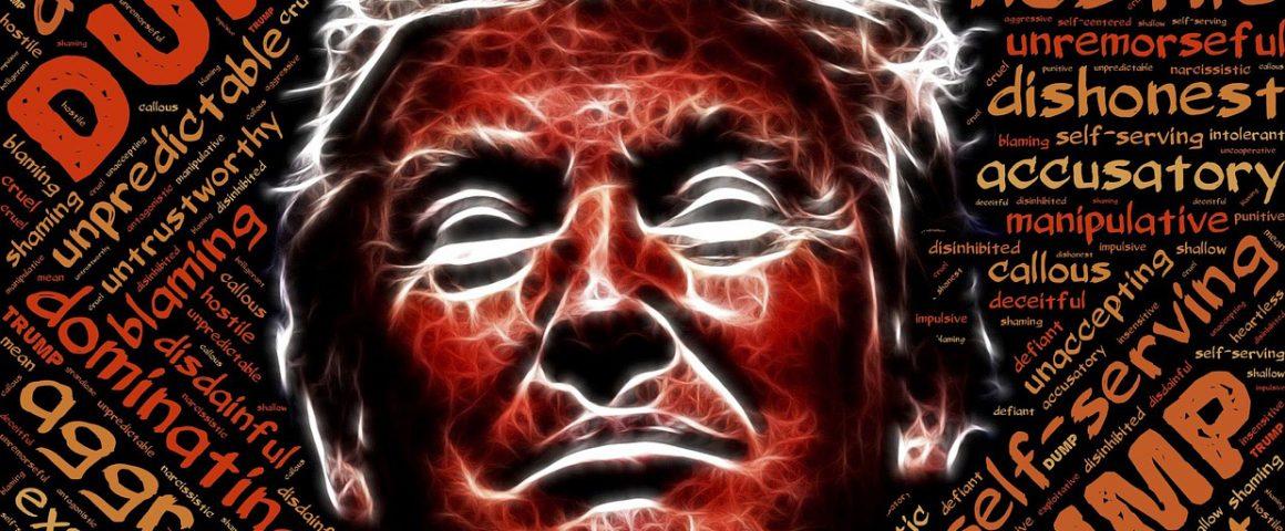 Trump Karrikatur
