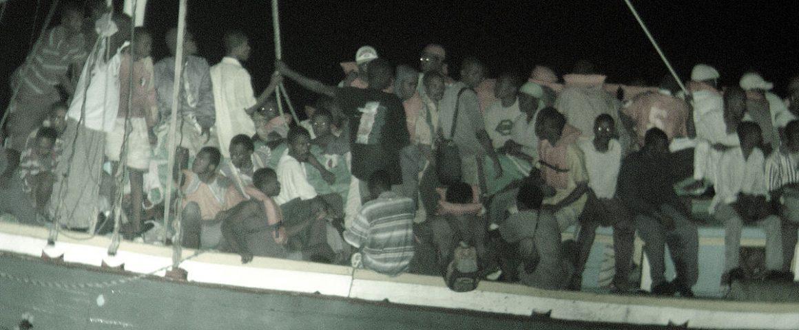 Boootsflüchtlinge