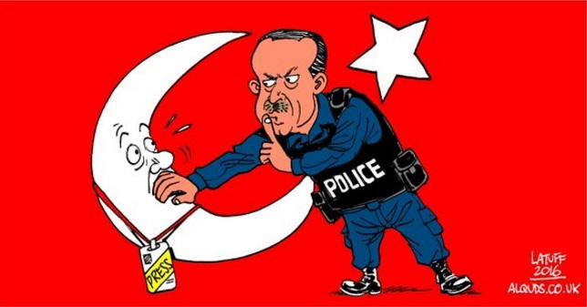 Zensur in der Türkei