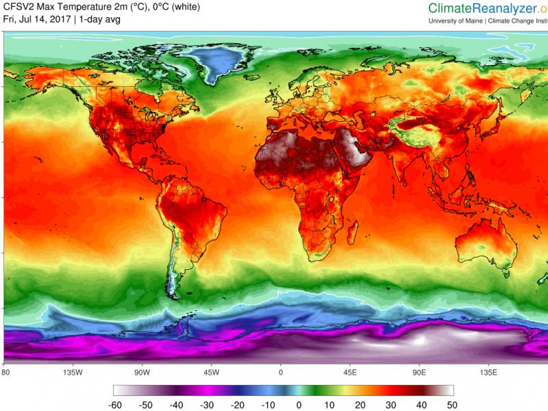 Hitze - Klimawandel
