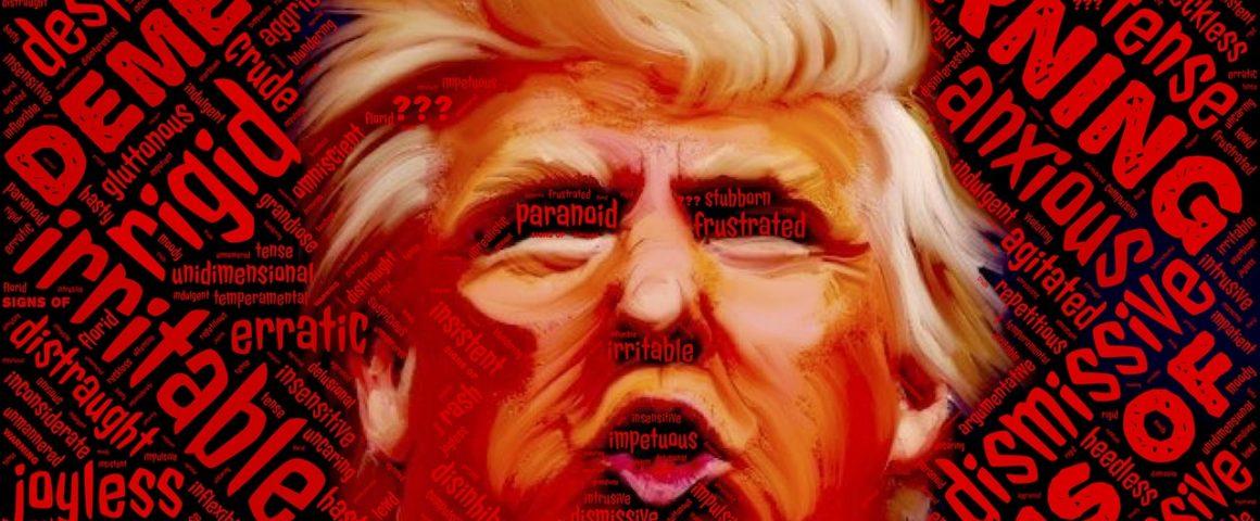 Donald Trump geisteskrank?