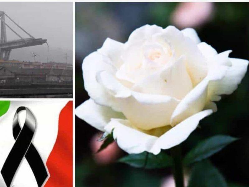 Gedenken der Opfer von Genua