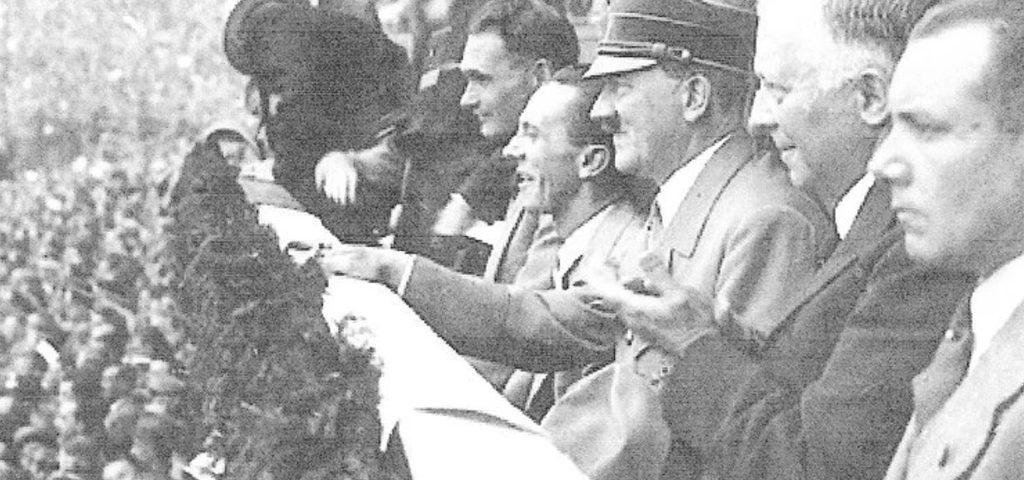 Fußball und Politik: Olympia 1936