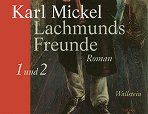 """Buchtitel """"Lachmunds Freunde"""""""