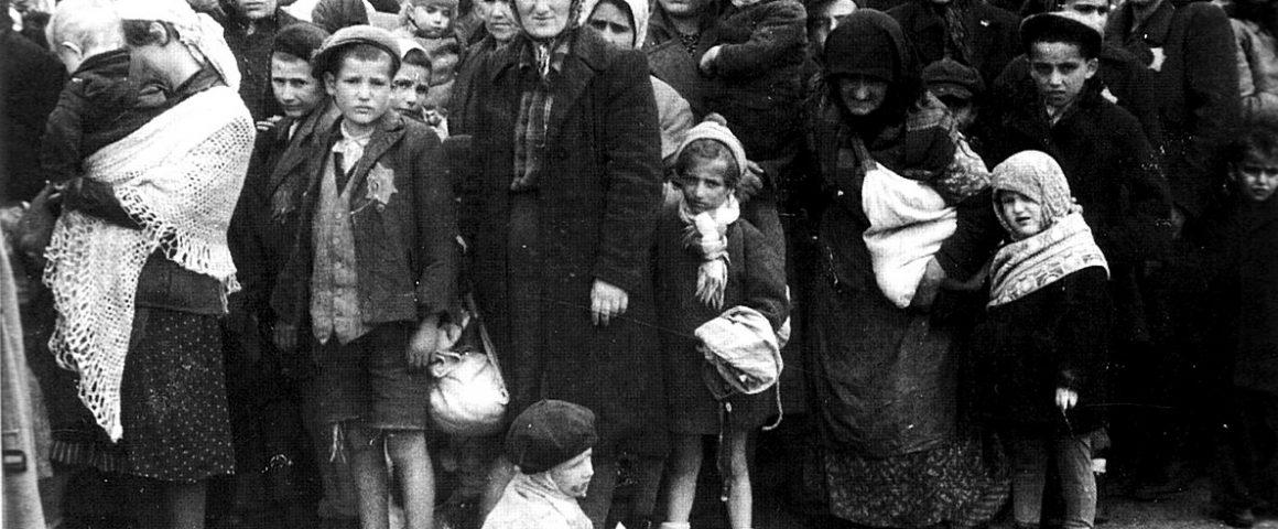 Ungarische Juden im KZ Auschwitz