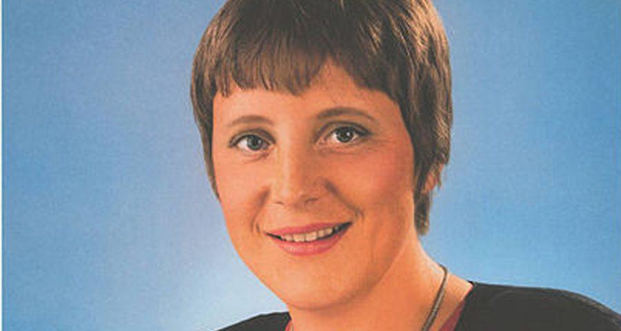 Angela Merkel 1995