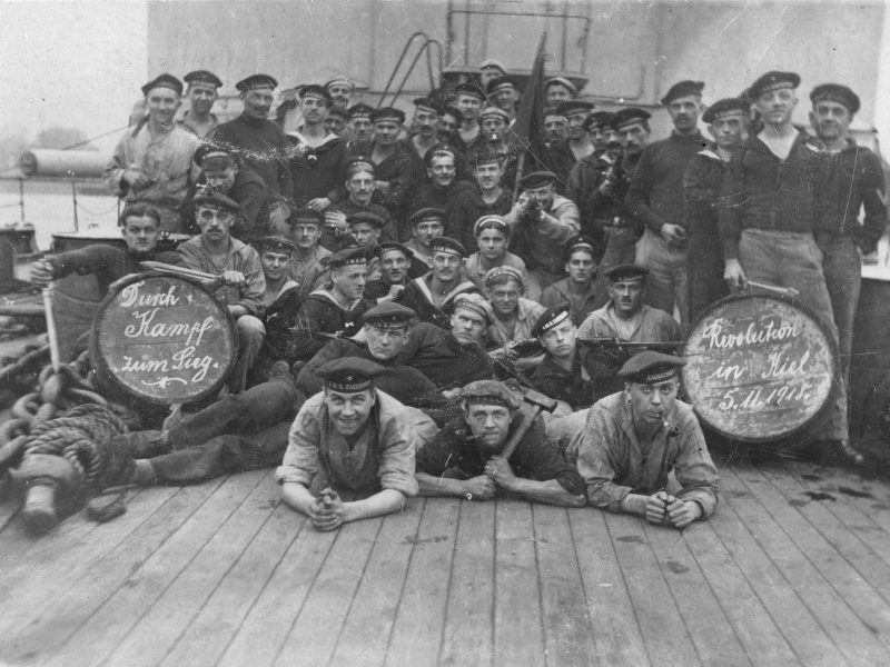 Matrosenaufstand 1918