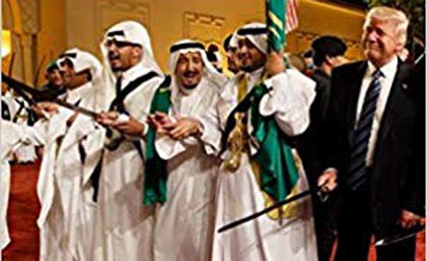 Trump mit Saudischer Führung
