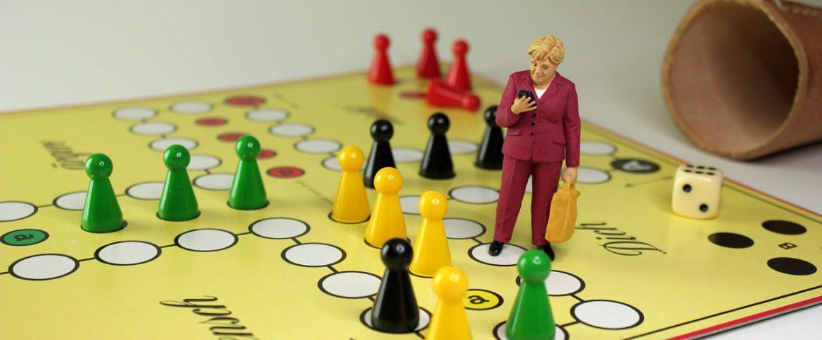 Volksparteien - Farbenspiele