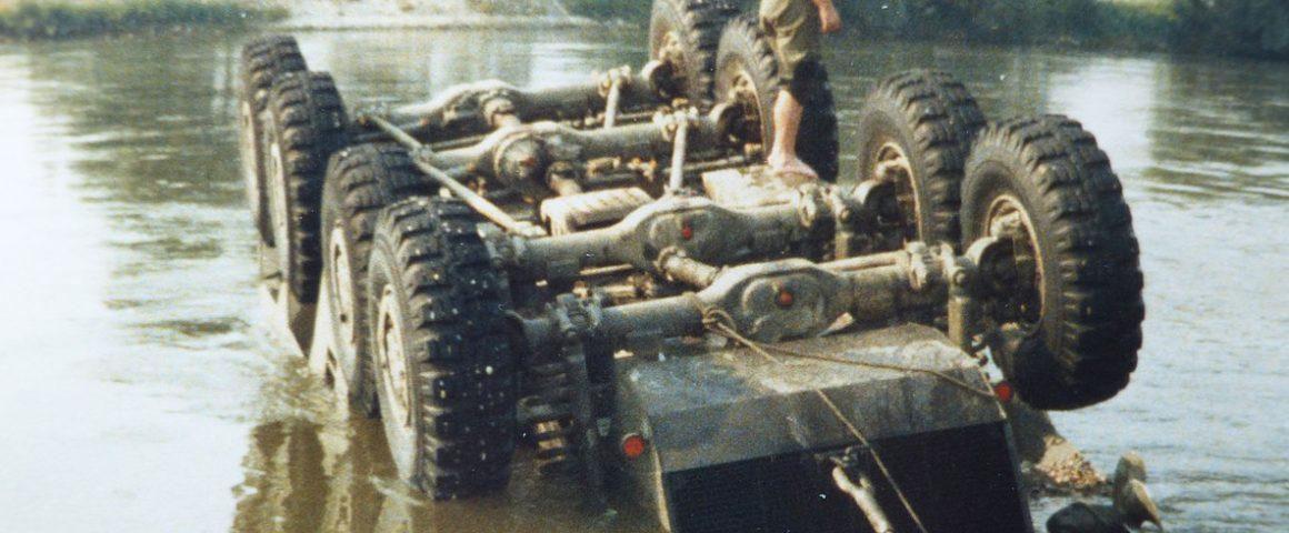 Bundeswehr Panzer Luchs im Einsatz