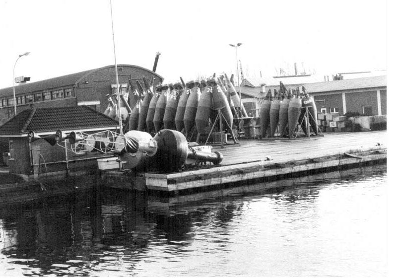 Staatswerft in Emden