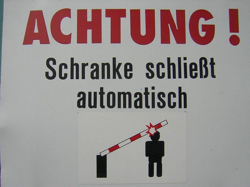 Schranke