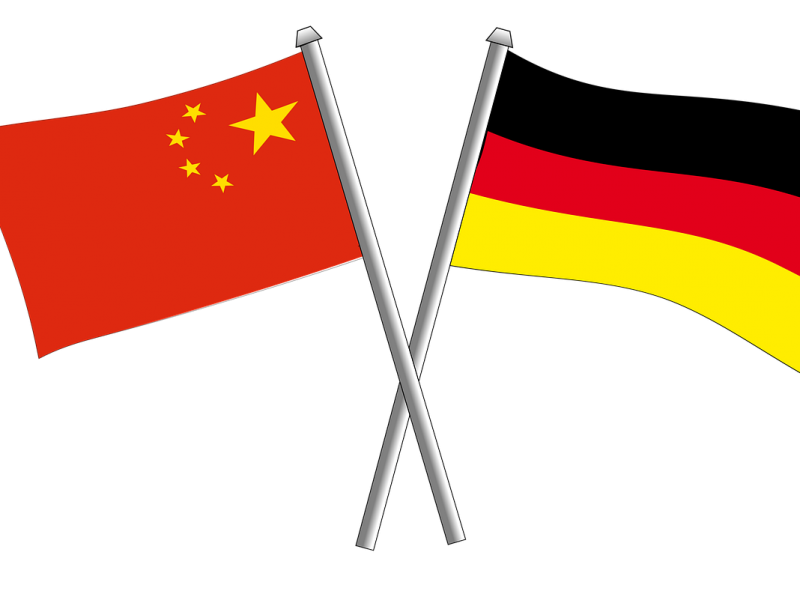 Deutsch-Chinesische Beziehungen