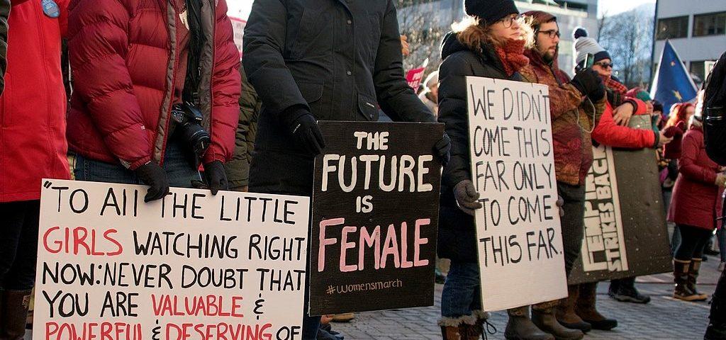 Womans March, Juneau