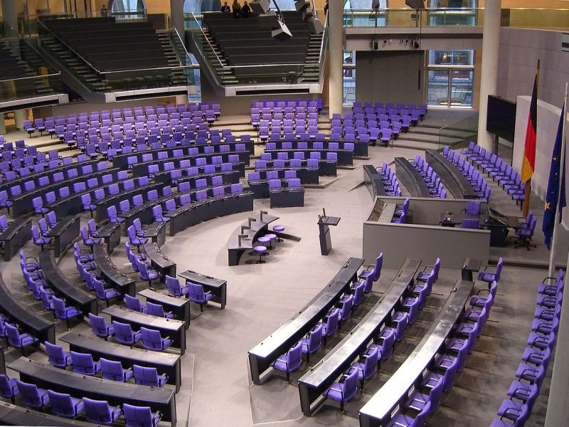 Bundestag - Plenarsaal